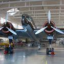 Model PZL-37 LOS w skali 1:1, Mielec