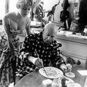 Brigitte Bardot i Pablo Picasso, 1956