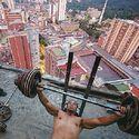 **Najwyższy squat na świecie - Wieża Dawida**