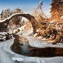 piękny stary most
