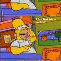 Uwielbiam Simpsonów i Homera = )