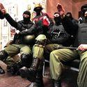 Ukraińscy demonstranci