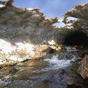 jaskinia lodowa na kamczatce