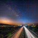 Alamanos Highway