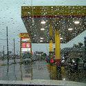 Deszcz a Ty siedzisz w swoim samochodzie