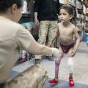 Czym się zajmuje Polskie Wojsko w Afganistanie ? - pomocą, taką jak w tym wypadku.