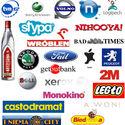 Kryzysowe logotypy