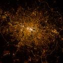 Londyn nocą