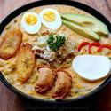 Fanesca-tradycyjna zupa spożywana na Wielkanoc w Ekwadorze