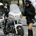 Częstochowskie policjantki testują nowe mundury ;)
