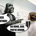 Ojciec, siary nie rób...