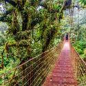 Zielona góra, Kostaryka