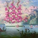 Vladimir Kush i jego piękne, surrealistyczne obrazy