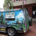 Weed mobil