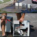 Mycie komputerów