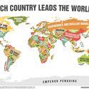 w czym najlepsze są poszczególne kraje