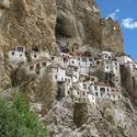 klasztor phuktal kaszmir indie