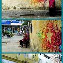 Origami Street Art.