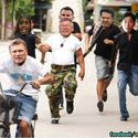 Sir Alex Ferguson and friends