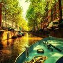 Europejska stolica ujaranych - Amsterdam.