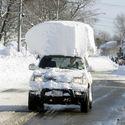 transport śniegu do Polski