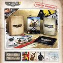 Można? Można! Sniper Elite III edycja Premium z drewnianym boxem w cenie zwykłej gry.