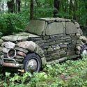 samochód Flinstonów