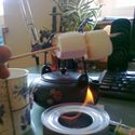 pianki jojo + świeczka = boGru