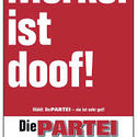 Kampania wyborcza w Niemczech...