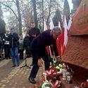 Hołd ofiarom komunizmu...
