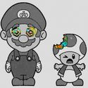 grzybek i Mario