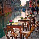 W Wenecji.
