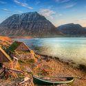 Fjordy , Islandia