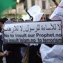 Pokojowa demonstracja w libii, czyli to czego tv nie pokaże