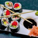Sushi domowej roboty