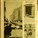 gazety niemieckie z 1934, 39 i 40r. UWAGA DUŻO ZDJĘĆ