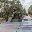 W tym tygodniu na świętoszowskim poligonie ćwiczyli nasi żołnierze z 17WBZ.