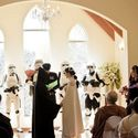 Star wedding.