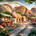 Chlebowa wioska