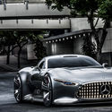 Mercedes-Benz AMG Vision Gran Turismo concept.