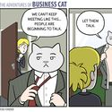 Business Cat ^_^