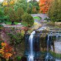 Wodospad Webstera w Ontario, Kanada.