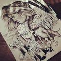 Wzory tatuaży ;)