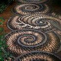 ścieżki w ogrodach