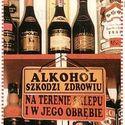 alkohol szkodzi na terenie sklepu