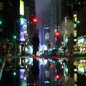 nocne miasto