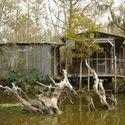 Domek nad wodą