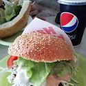 Hamburger(Mały) w Turku