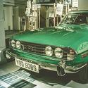 Muzeum Motoryzacji i Transportu w Coventry - Triumph